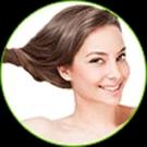 Nature-powered hair