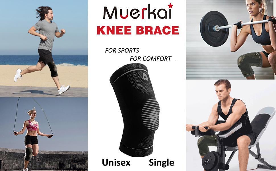 Muerkai Knee Brace for Better Comfort and Support