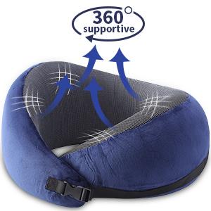 Ergonomic 360° Supportive Design
