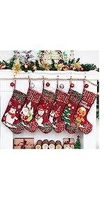 Applique stocking
