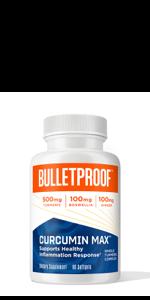 Detox, joint health, inflammation support, turmeric botanical complex, brain octane, weight loss