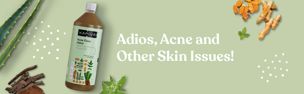 juice for acne scars, ayurvedic juice for glowing skin, juice for skin acne