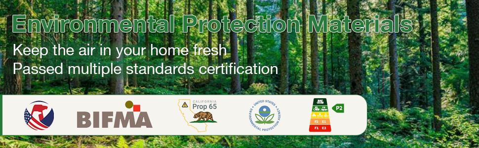 environment protection materials