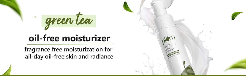 Plum Green Tea Oil Free Moisturizer