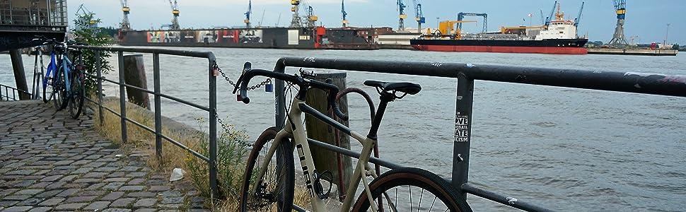 ProTag Fietshouder voor Apple Airtag Bike Mount diefstalbeveiliging