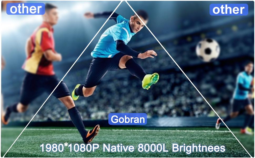 1080P Mini projector