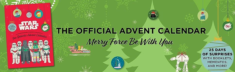 Star Wars: The Official Advent Calendar