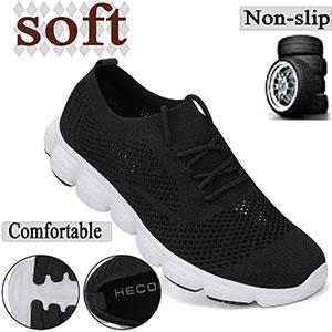 Men running shoes non slip outsole
