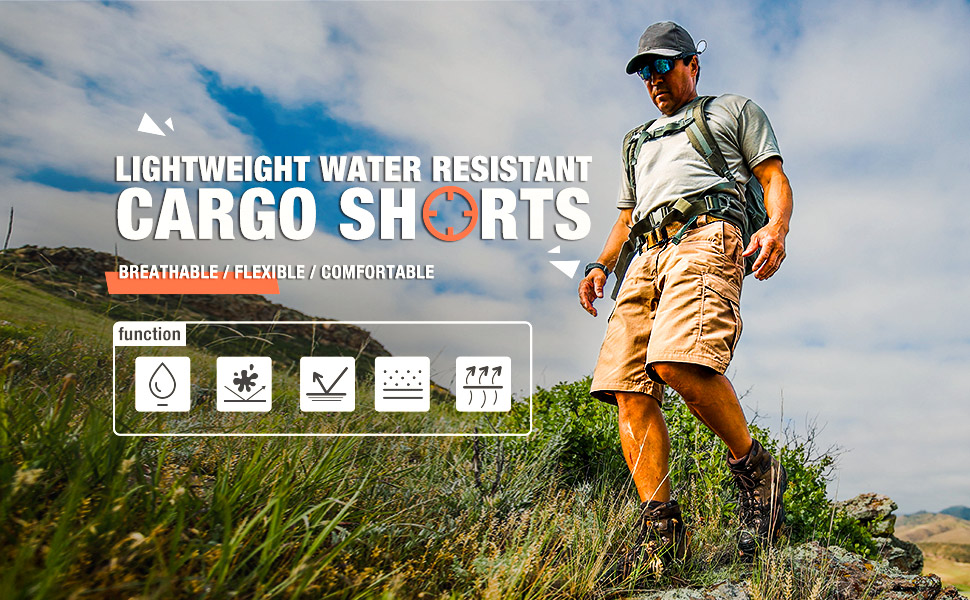 Tactical shorts  for men