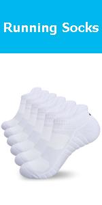 cushioned trainer socks
