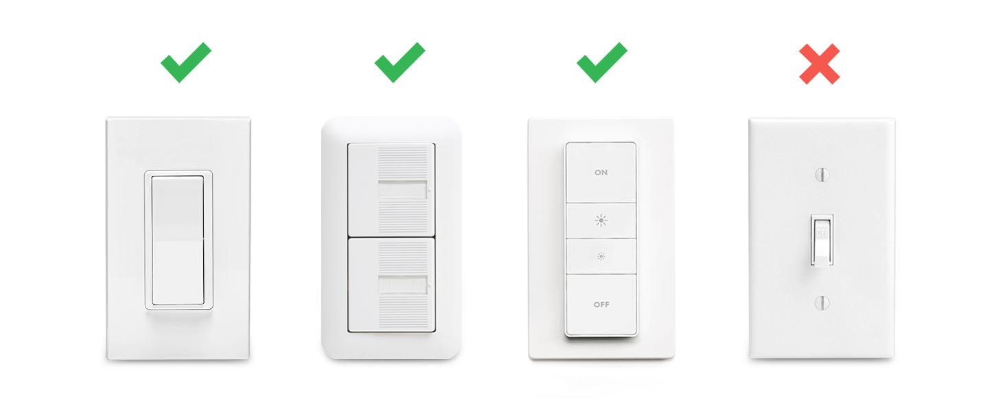 Switch compatibility