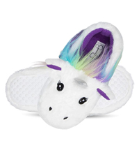 unicorn critter jessica simpson girls slippers