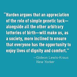 harden, The Genetic Lottery, Princeton University Press