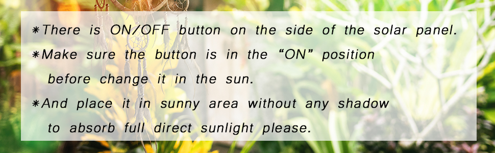 SUBOLO Hanging Solar Lantern, Outdoor Decorative, LED Solar Butterfly Lights, Tabletop Lamp