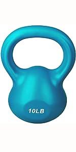 10 LB Kettlebell