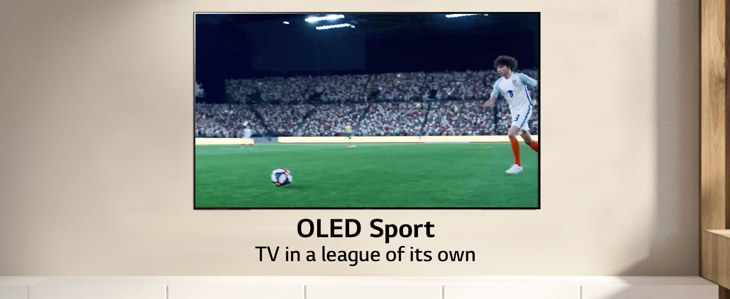 OLED sports