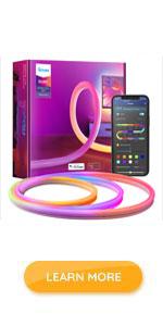 Neon rope light H61A01D1