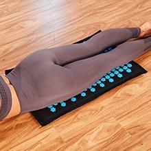 yoga massage mat acupressure body mat acupressure massage mat