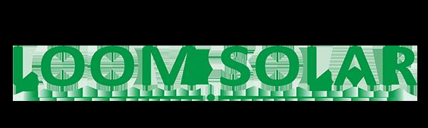Loom Solar Logo