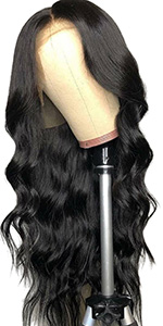 Baby Wave Lace Front Wigs