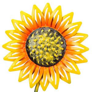 Flower decorative garden stakes outdoor