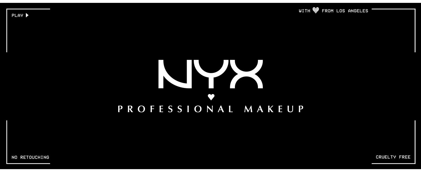 nyx professional makeup best affordable makeup cruelty-free vegan