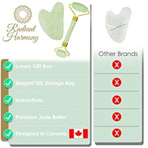 Why our Gua Sha Stones are better?
