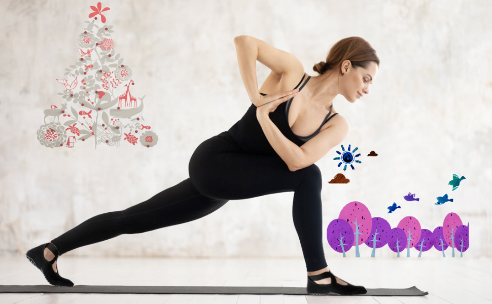 yoga socks-4