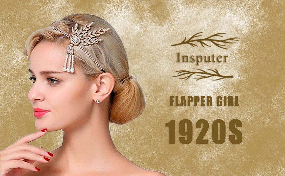 1920s accessories for women