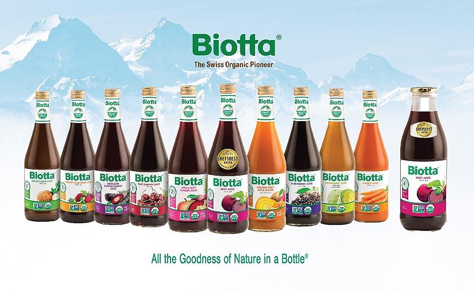 all biotta juice