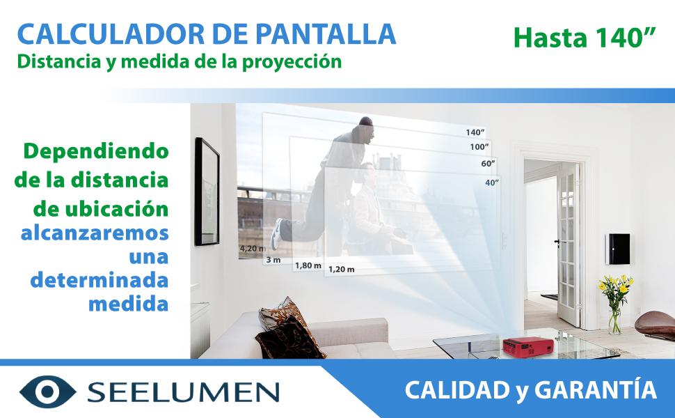proyector 4k nativo, proyector portatil, proyector de led, proyector ps5