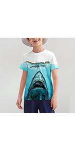 Cool Kids Shirts for Boys Girls animal Shirts for boys