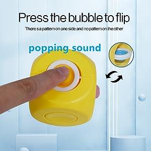 popping sound