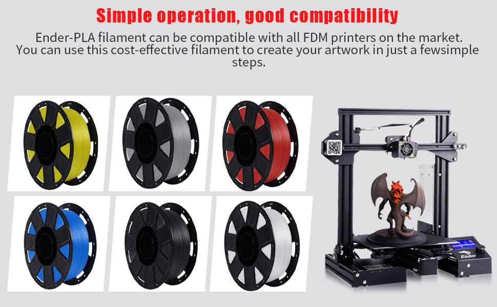 3d printer filament 1.75mm