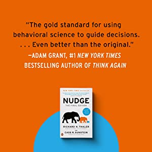 The gold standard for using behavioral science to guide decisions. Even better than the original.