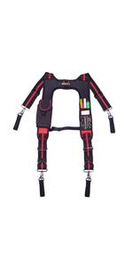 H Tool Belt Suspender