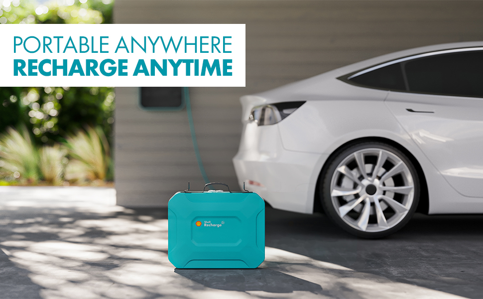Portable Anywhere Recharge Anytime
