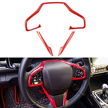 Steering Wheel Trims  Honda Civic