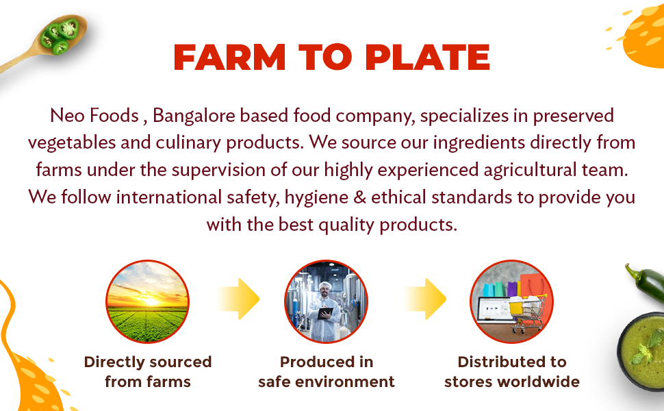 Neo Foods, natural products, healthy food and snacks, safe & hygienic