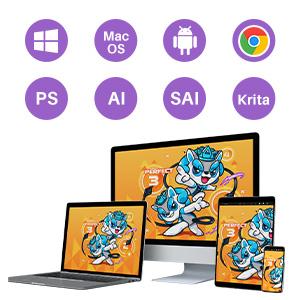 lapiz para tablet samsung kanvas drawing tablet leyaoyao lcd writing tablet wacom 472 tablet cover