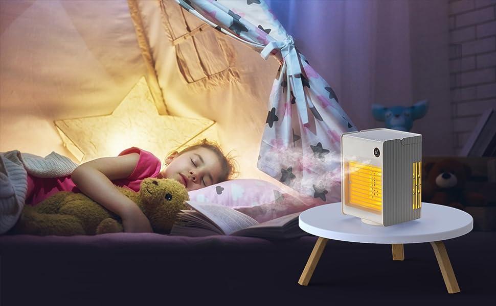 cooler fan for sleeping