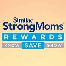 StrongMoms rewards know save grow