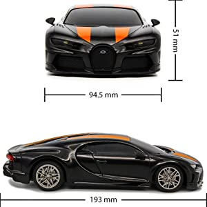 Bugatti Chiron 1.24 Officially Licensed Remote Control Car