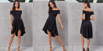 black club dress