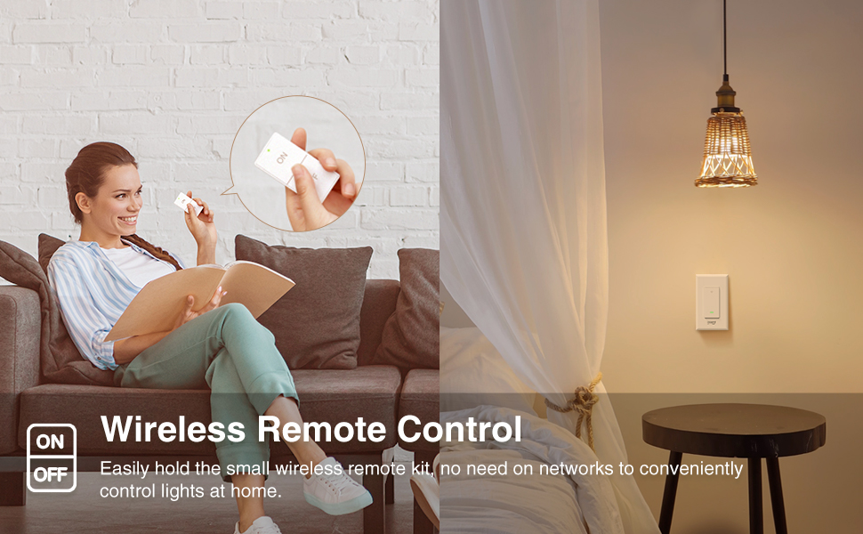 Smart  Switch-Remote control