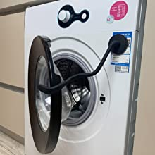 Front Load Washer Door Prop