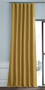 Room Darkening Curtain