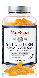 vitamin c gummy