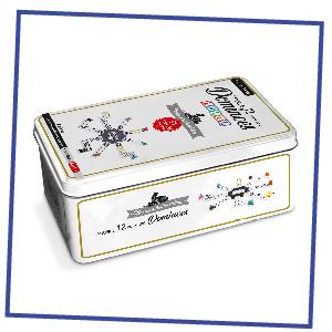 Double 12 Dominoes mexican train set game Premium classic 91 pieces duoble twelve domino Kids, boys