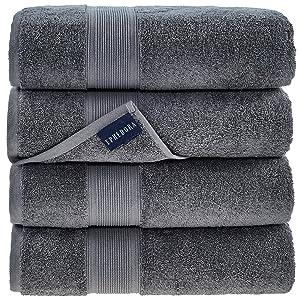 4 pack bath towels